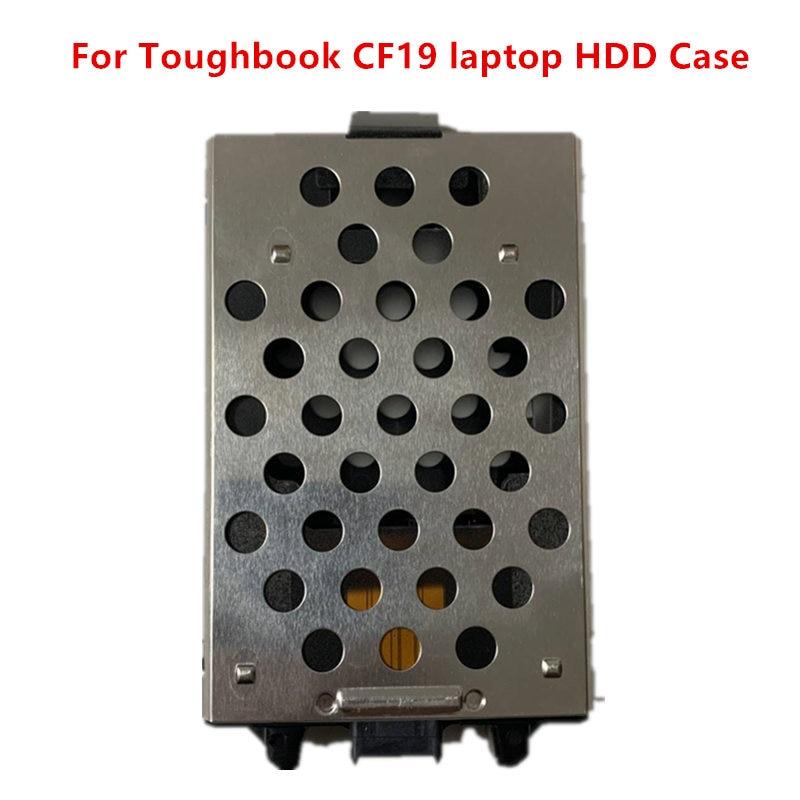 Unidad de disco duro portátil cf19 de alta calidad, funda para Toughbook CF19 CF-19 CF 19, caja de disco duro Caddy con adaptador de Cable