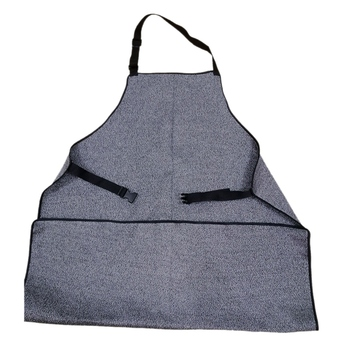 Anti-Cut Apron Home Kitchen Gardening Slaughter Anti-Cut Anti-Puncture Apron Safety Protection Apron