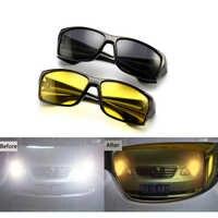 Gafas de sol de conducción para conducción de coche, lentes de visión nocturna para Ford Focus 2 1 Fiesta Mondeo 4 3 Transit Fusion Ranger Mustang KA s-max