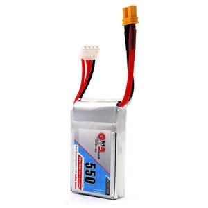 Image 4 - 2Pcs Gaoneng Gnb 11.1V 550Mah 80/160C 3S Lipo Batterij Jst XT30 Voor Micro Emax babyhawk Fpv Racing Cine Whoop Betafpv Drone