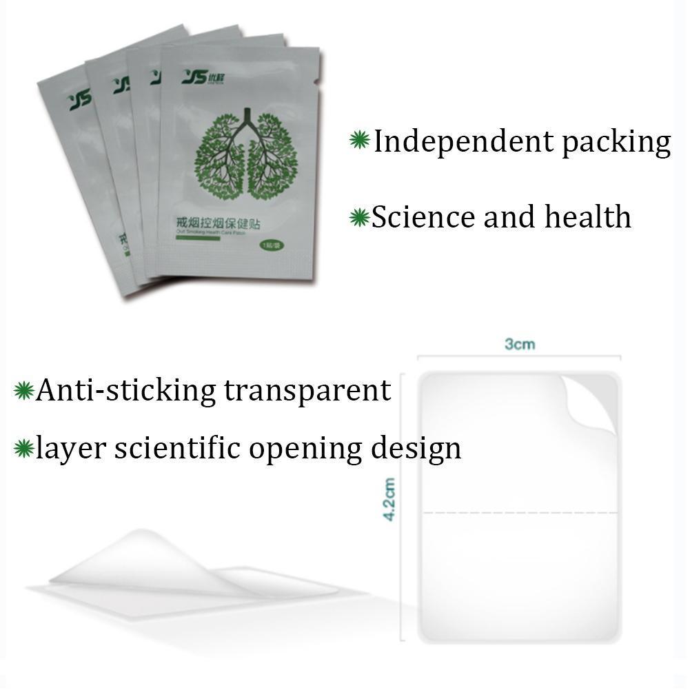 Useful Stop Smoking Anti Smoke Patch for Smoking Cessation Patch 100% Natural Ingredient Quit Smoking Patch Plaster 2