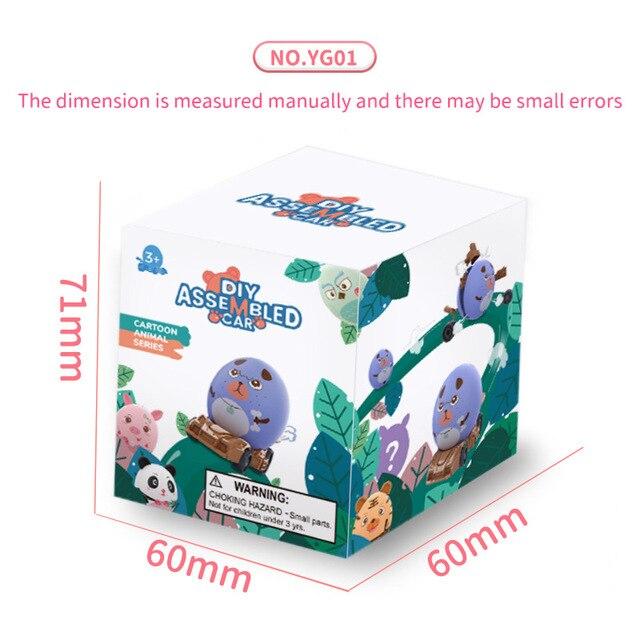 Купить креативная головоломка в виде яйца сборе автомобиль для детей картинки цена