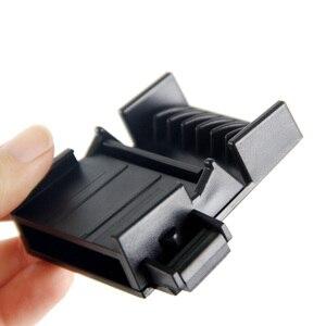 Image 2 - バリカン櫛ガイドプラスチックヘアトリマーガード除去するため枝ヘアサロンツール防水製品ヘアサロン