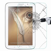 цена на Screen Protector for Samsung Galaxy Note 8.0 N5100 N5110 Tempered Glass for Galaxy Note 8 inch Screen Tempered Glass Protector