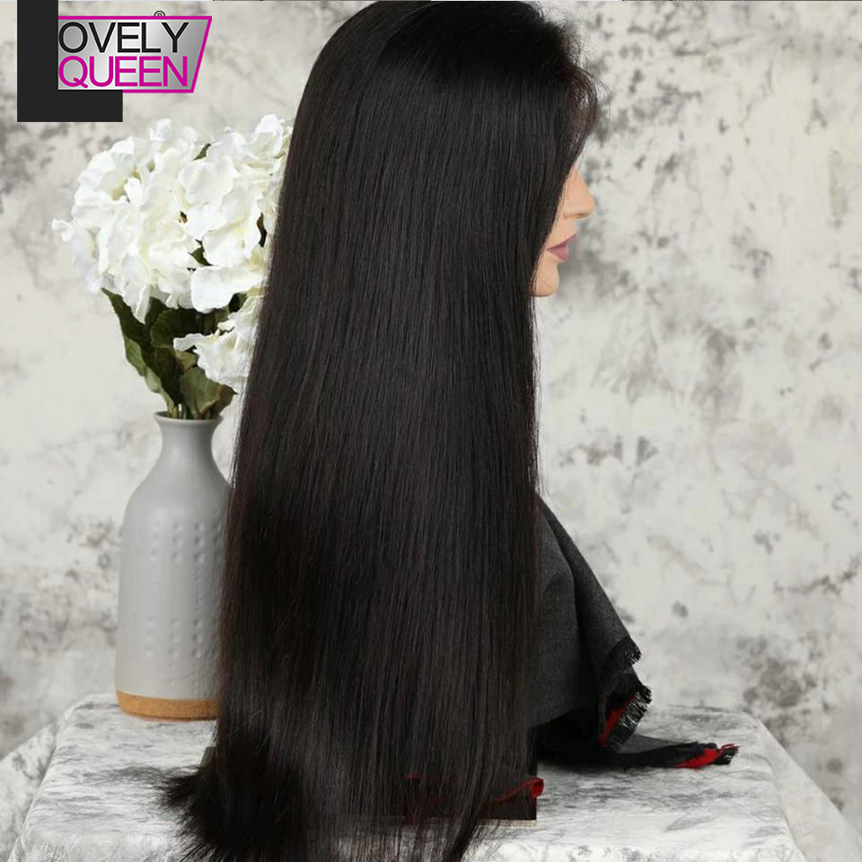 Brazilian Body Wave Human Hair Wigs 13x6 Lace Front Wig For Black Women Pre Plucked With Baby Hair
