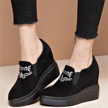 Женские туфли лодочки из натуральной кожи с острым носком