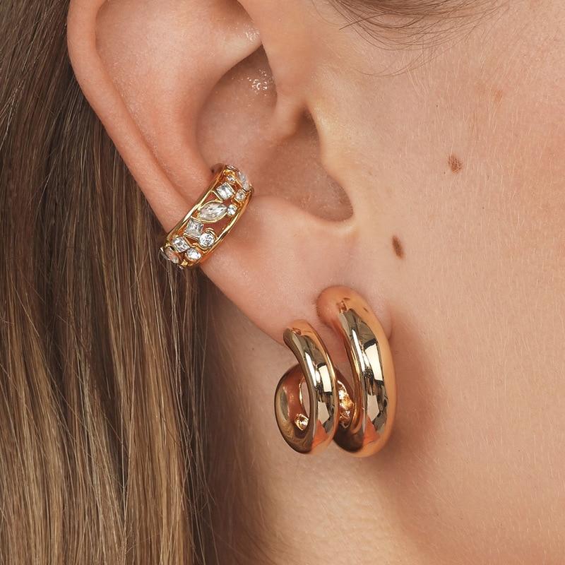 Vintage-Gold-Clip-on-Earrings-Crystal-Ear-Cuff-No-Pierced-Earrings-Punk-Fashion-Earrings-for-Women (1)