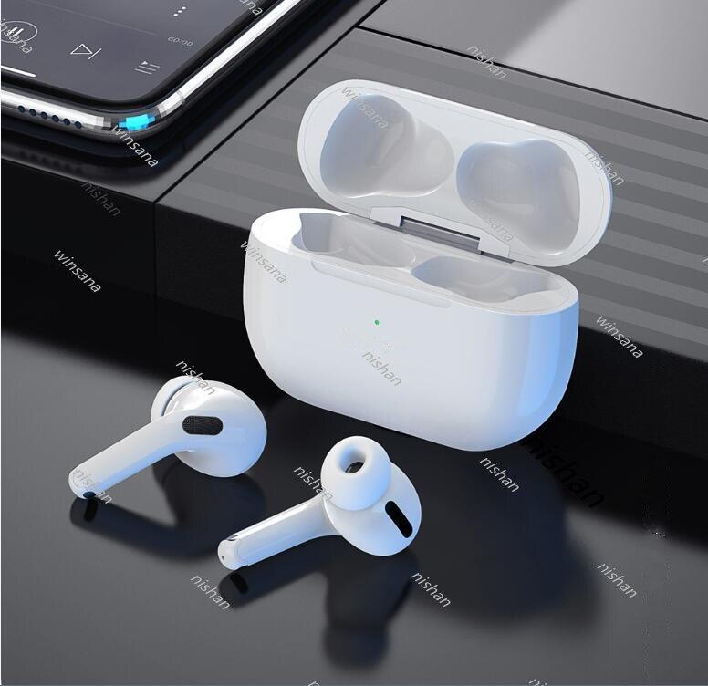 Bluetooth-наушники TWS, беспроводные наушники HiFi, музыкальные наушники-вкладыши, Спортивная игровая гарнитура для телефонов IOS, Android