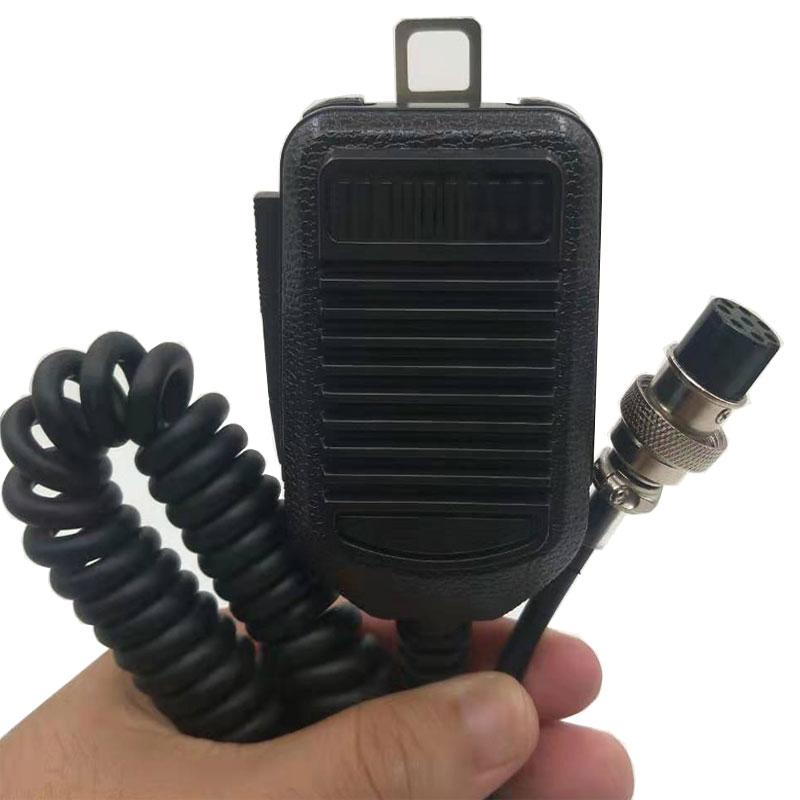 HM-36 Microphone 8 Pin Speaker Hand Mic For ICOM HM36 IC-718 IC-775 IC-7200 IC-7600 IC-25 IC-28 IC-38 Mobile Radio