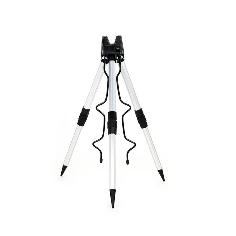 Multifunction Fishing Rods Stand Telescopic Foldable Durable Adjustable Outdoor Fishing Accessories Tripod Sea Rod Holder