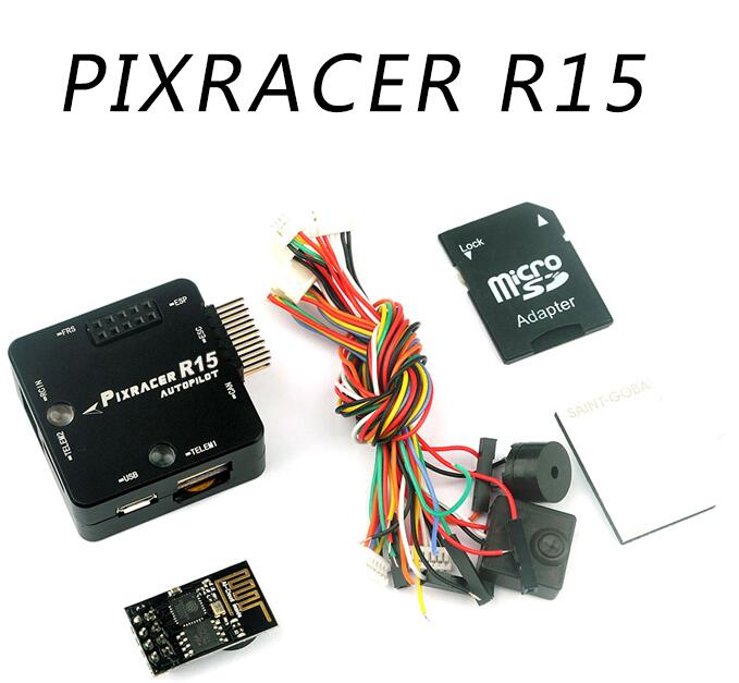 Pixracer R15 Mini Pixracer Autopilot Xracer FMU V4 V1.0 PX4 Flight Controller Board For DIY FPV