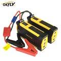 Многофункциональное пусковое устройство GKFLY  12 В  24 В  портативное пусковое устройство для автомобиля  32000 мА · ч  600 А  автомобильное зарядное...