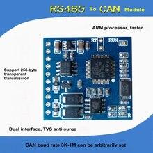RS485 для CAN/CANOpen/CAN модуль/модуль передачи/последовательный порт/RS232/STM32/modbus