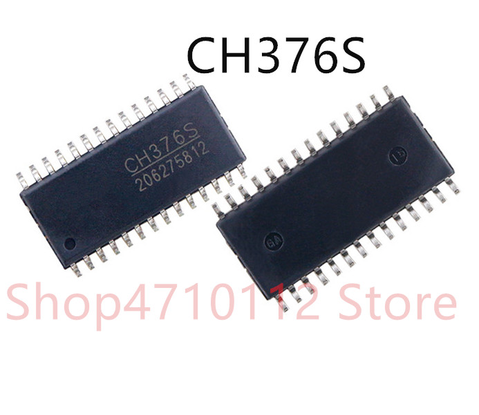Free Shipping  10PCS/LOT NEW CH376S CH376 CH451S CH451  SOP-28