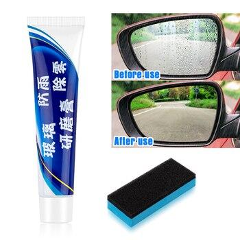Coche impermeable para coche ventana de baño vidrio antiniebla pasta para subaru brz XV Crosstrek forester impreza accesorios de coche
