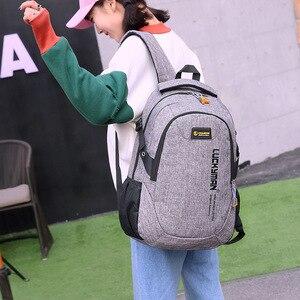 Image 2 - Oxford sac à dos de grande capacité, idéal pour les hommes et les femmes, sacoche de voyage, de styliste, pour étudiants, modèle 2020, pochette dordinateur