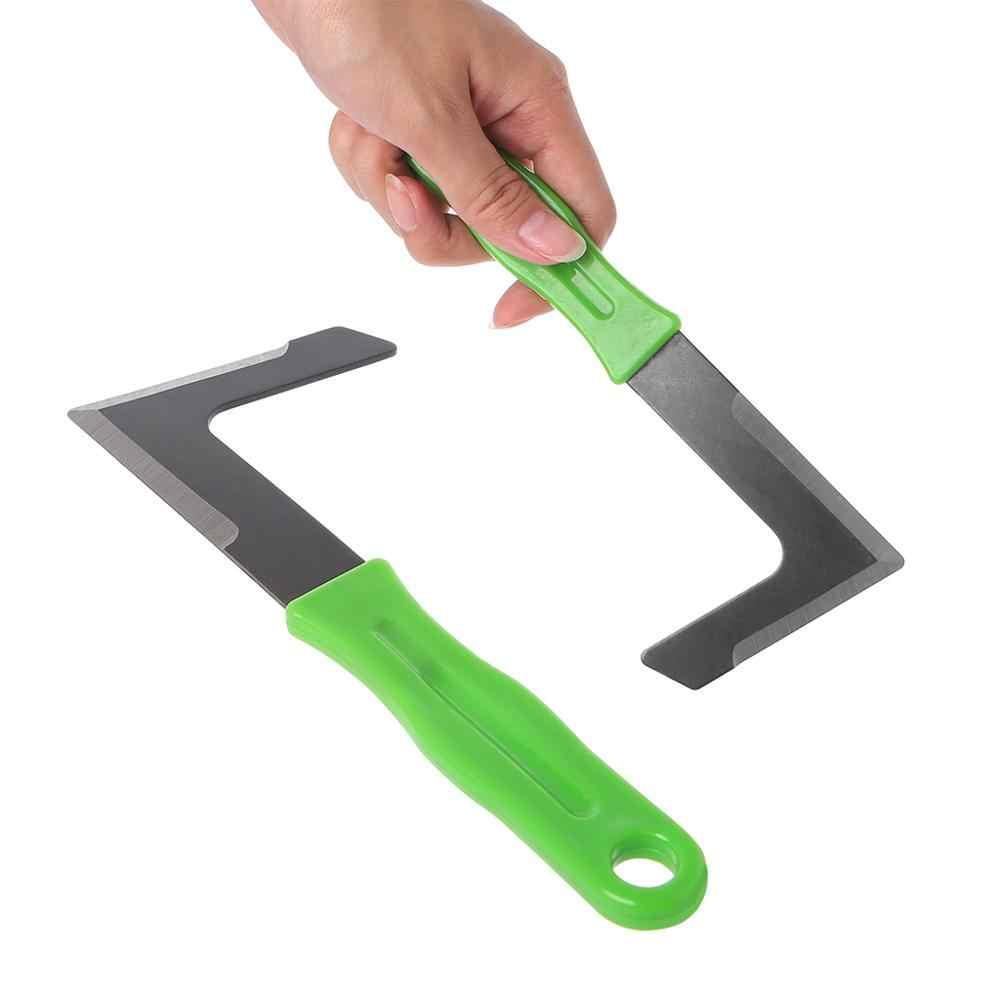 Садовые растения инструмент для удаления сорняков во дворе газон бонсай земля дрель нож маленький