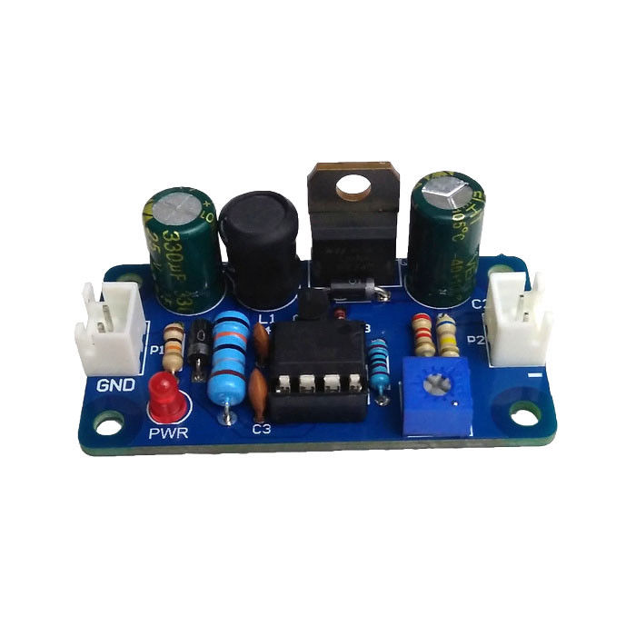 MC34063 DC Boost Module DC 9-12V TO 80-380V 170V 350v NIXIE & Glow Clock Magic Eye Tube  6E2, 6E1, 6E5 Level Indication