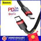 Baseus 3A USB Type C...