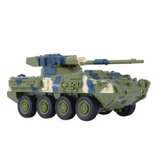 Car-Model Remote-Control Battle-Tank Rc-Artillery Electronic-Armored Mini for Kids Birthday-Gift