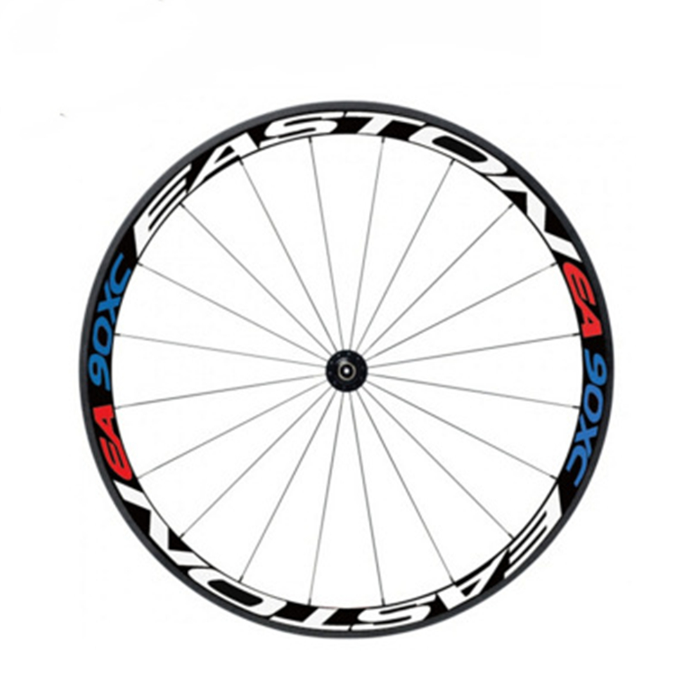 2 PCS/LOT Multicolor Bike Wheel Rims Reflective Stickers Decals Cycling Safe Protector 26/27.5inch Wheel MTB Bike Accessories