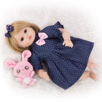 Кукла-младенец KEIUMI KUM18CB09-WGW08 4