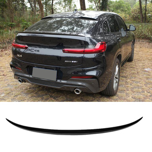 M Style Carbon fiber Trunks Spoiler For BMW X4 G02 25i 30i|Spoilers & Wings| |  -