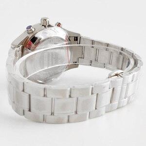 Image 5 - Müslüman ezan İzle 6102 WA 10 32mm paslanmaz çelik otomatik cami namaz saati tüm müslüman arkadaşı