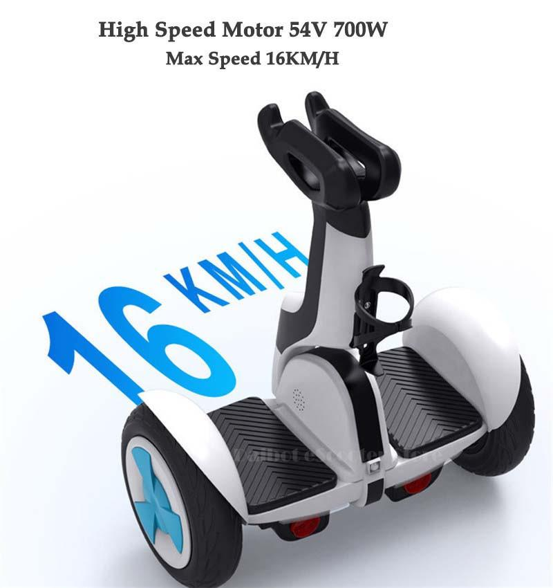 Daibot Powerful Electric Scooter 700W 54V 2 Wheels Self Balancing Scooters Kids Adults Balance Scooter Hoverboard APPBluetooth (10)