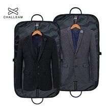 2018 방수 접는 양복 가방 남자 의류 커버 블랙 옥스포드 의류 가방 처리 비즈니스 남자 여행 가방 정장 204