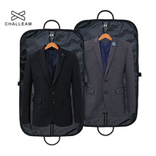 2018 Водонепроницаемая складная сумка для костюма, мужские чехлы для одежды, черные сумки для одежды из ткани Оксфорд с ручкой, деловые мужски...