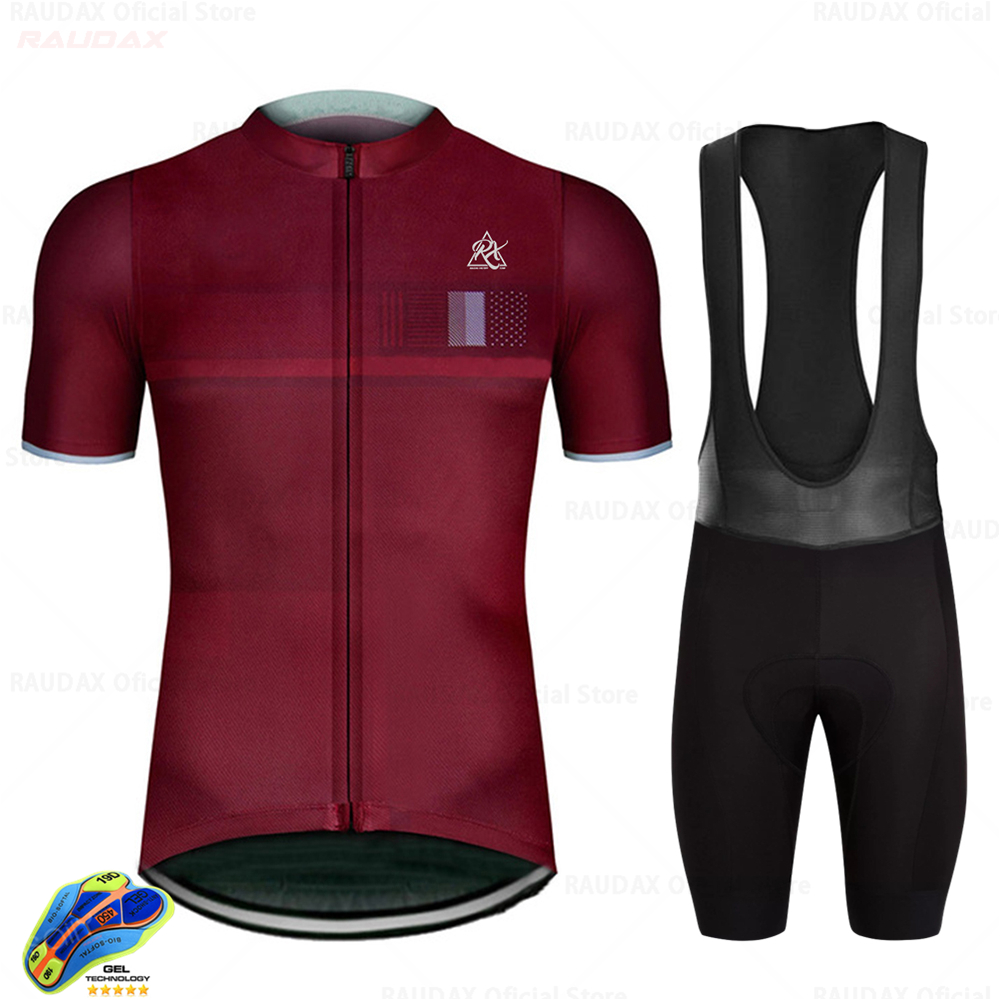 RCC RX 2020 Men Cycling Sets Triathlon Bicycle Clothing Breathable Mountain Cycling Clothes Suits Ropa Ciclismo Verano Triathlon