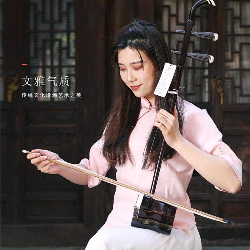 Edelstahl Erhu Saiten Erhu Kolophonium für Streichinstrumente