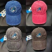 FOX Adererror Embroidery Maison Kitsune Baseball Caps Men Women Ader Error Hats Adjustable High Quality Ader Cap