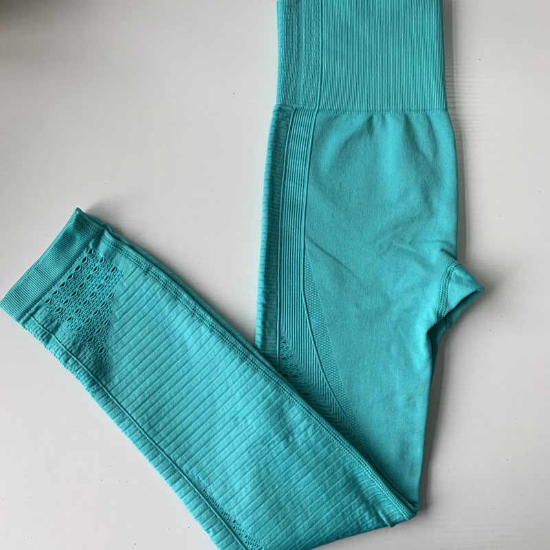 Nepoagym Vrouwen Nieuwe Kleur Nieuwe Energie Naadloze Leggings Sportkleding voor Vrouwen Gym Yoga Broek