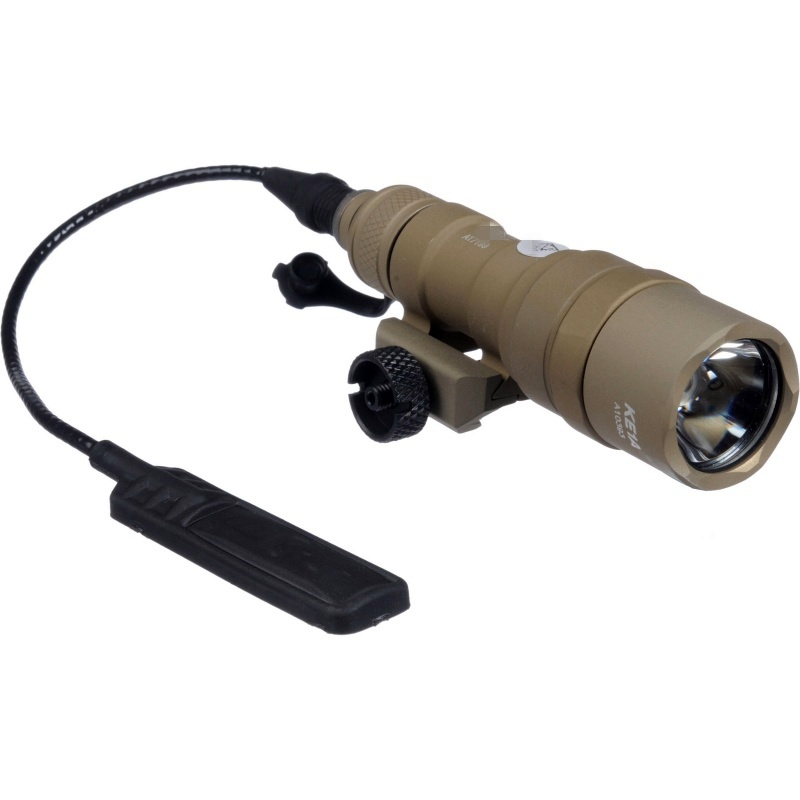 M300B Mini-olheiro Luz LED Arma Luz Lâmpada