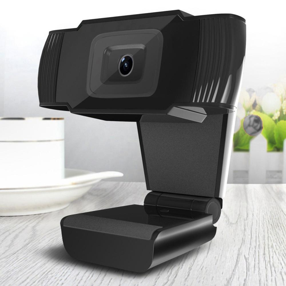 HD Webcam 5 Megapixel Auto Focusing Web cam USB Computer Camera Digital Full HD 1080P Web Camera for laptop Desktop Home Office