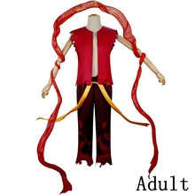 2019 New Movie Chinese Anime NE ZHA AO BING Cosplay Costume Peripheral Set Halloween Costumes from Men and Women Adult