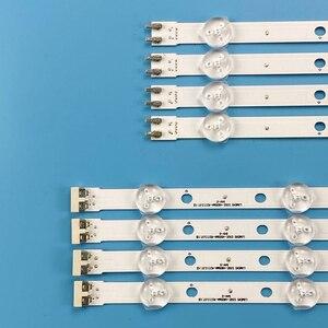 Image 2 - 8pcs Retroilluminazione A LED Lampada BN96 28769A BN96 28768A per Samsung 2013SV46 3228N1 B2 R05 REV1.7 131015 UN46EH5000 UE46H6203