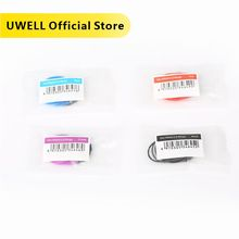 UWELL O-Rings Valyrian Ii-Tank-Replacement Electronic-Cigarette-Accessories Silicone