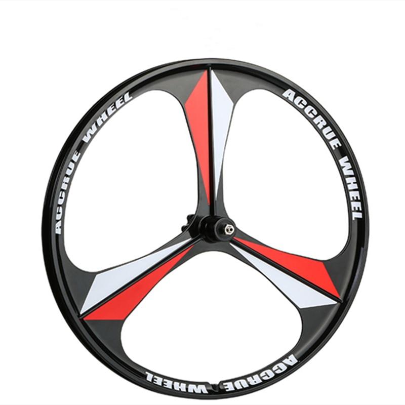Wholesale 29 Inch MTB Disc brake Rim 3 spokes Cassette magnesium alloy wheels Mountain Bicycle Wheel bike rims free shipping