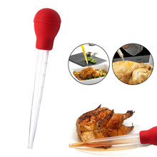 Бар обеденный бутылки для приправ посуда индейка труба шприц барбекю курица