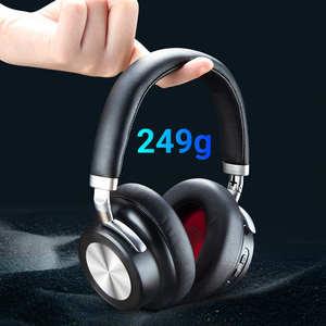 Image 5 - Nuovo Langsdom BT30 aptX BASSA LATENZA Senza Fili Cuffie Bluetooth aptx hd 5.0 Bass Gaming Headset fone de ouvido per la TV PC PUBG