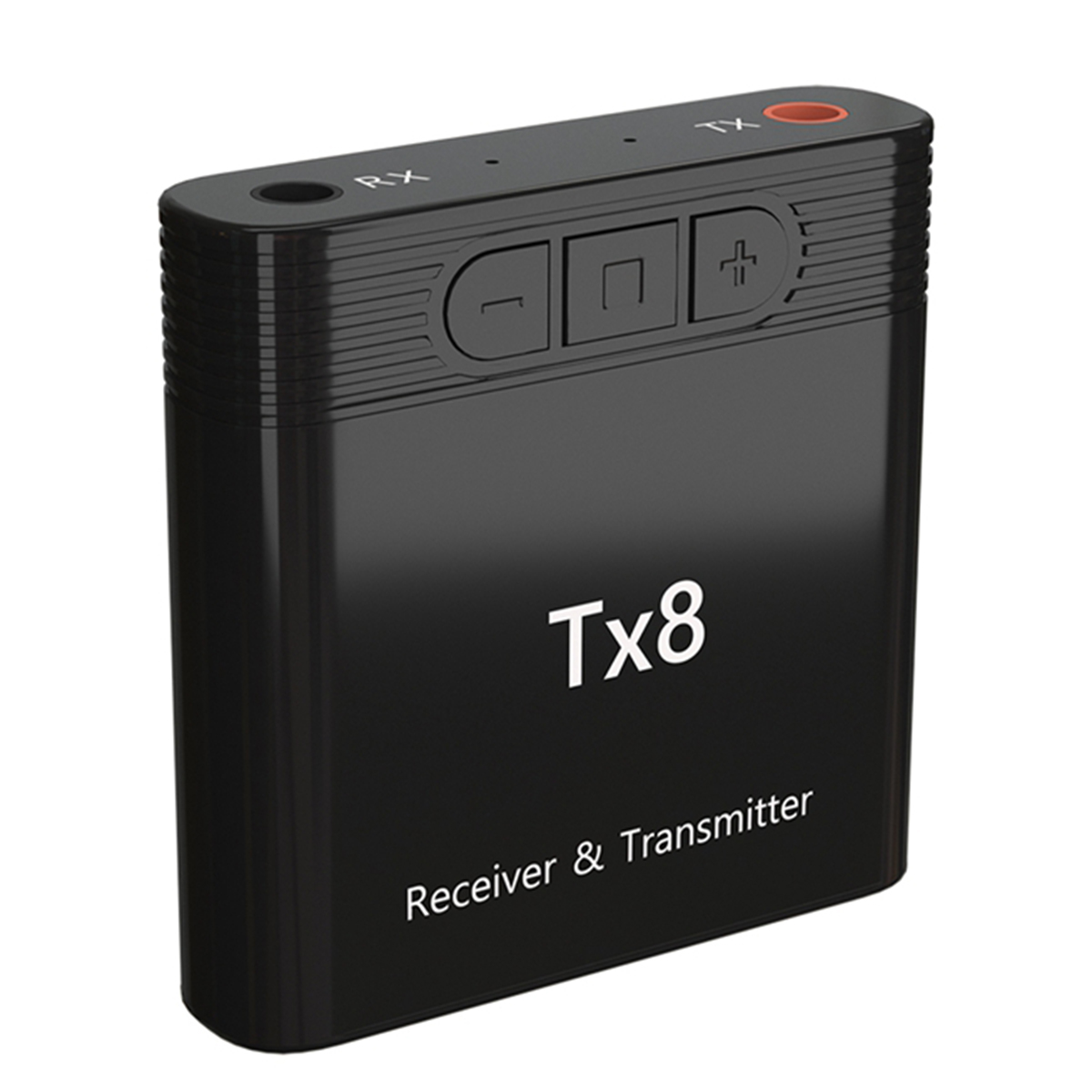 2-in-1 BT 5.0 Audio Receiver Transmitter Wireless Stereo Audio Adapter Home Theatre System