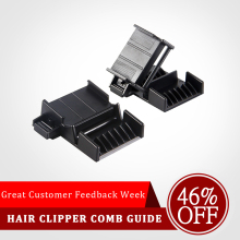 Hair Clipper Comb Guide Plastic Hair Trimmer Guards for Removing Split Ends Hair Salon Tool Waterproof Products For Hair Salon splitting hair cutter razor hair beauty device salon hair styling tool avoid split ends usb cable powered hair trimmer drop ship