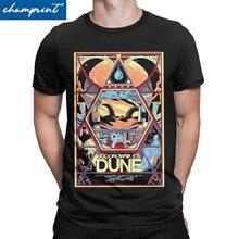 Jodorowsky's Dune – t-shirt col rond pour homme, créatif, à manches courtes, avec affiche de film et de film dans le film