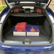 Hanging-Bag Storage-Net The-Trunk Basketball-Equipment High-Capacity/car-Shoes