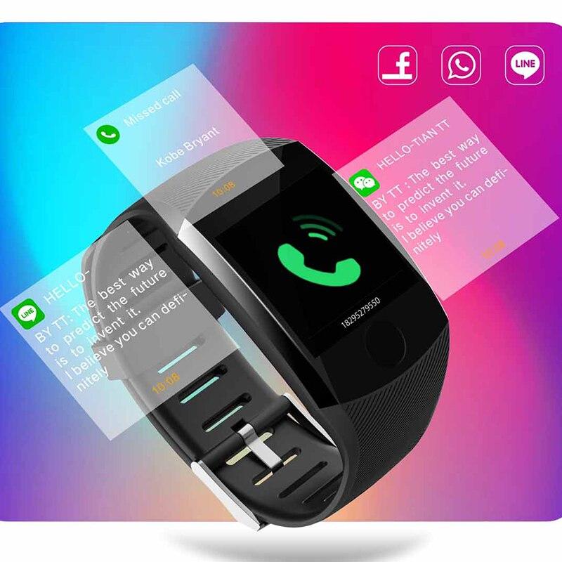 cheapest New Smart Watch 1 3TFT Big Screen Smart Watches Heart Rate Blood Pressure Health Monitor Waterproof Sports Smartwatch Men Women