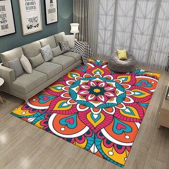Alfombras rectangulares de buena calidad para el hogar y la sala de...