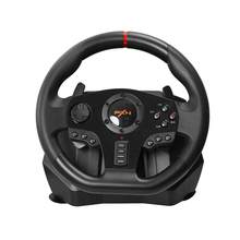 Gaming Stuurwiel Pedaal Pxn V900 Gamepad Racing Game Stuurwiel Pedaal Vibration Voor Pc/PS3/4/xbox-One/Xbox/Schakelaar 90 °(China)